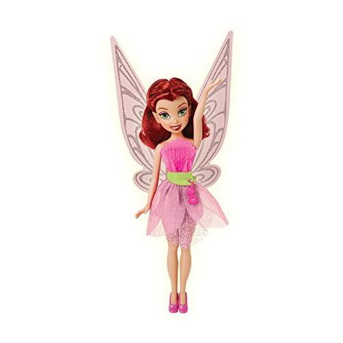 Disney Fairies Rosetta Legend of The Never Beast