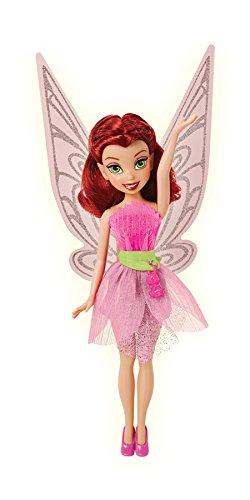 Disney Fairies Tinkerbell und die Legende vom Nimmerbiest - Rosetta Puppe [UK Import]