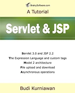 Servlet and JSP (A Tutorial) (English Edition)