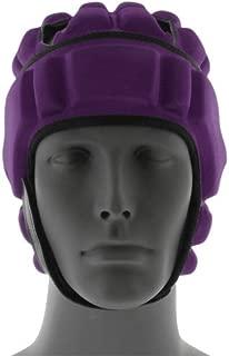 Gamebreaker Multi-Sport Soft Shell Protective Headgear - GB-12-00 (Purple, X-Small)