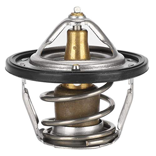 Qiilu Autothermostaat, Motorkoelvloeistof Thermostaat voor Baja/Forester/Impreza (21200AA072)