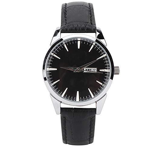 Reloj resistente al agua, para M?Dchen para empresas, reloj de pulsera, cronógrafo, calendario (#05)