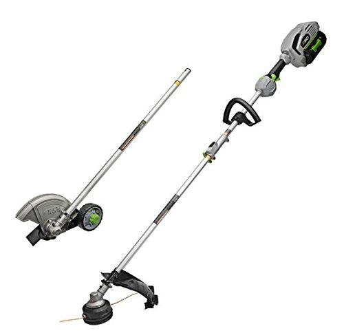 Fantastic Deal! EGO Power+ 15 in. String Trimmer and Edger Combo Kit with 5.0Ah Battery and Charger