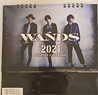 WANDS 卓上カレンダー 2021