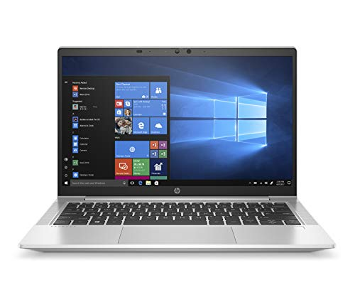 "HP – PC ProBook 635 Aero G7 Notebook, AMD Ryzen 7 4700U, RAM 16 GB, SSD 1 TB, Windows 10 Pro, Schermo 13.3"" FHD, Lettore Impronte Digitali, Tastiera Retroilluminata, LTE, Webcam, USB-C, USB, Argento"