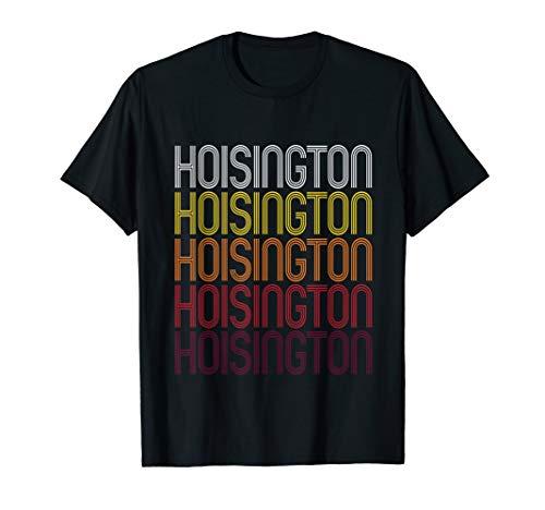 Hoisington, KS | Vintage Style Kansas T-shirt