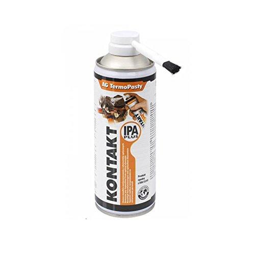Contact IPA Plus Spray IPA 400 ml solvant avec brosse isopropyalkohol isopropanol