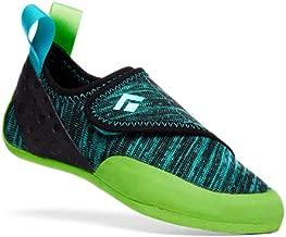 Black Diamond Equipment - Kids' Momentum Climbing Shoes - Envy Green - Size 3