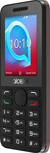 Alcatel Teléfono Móvil (Pantalla de 6,1cm (2,4), cámara VGA) Cocoa Gris