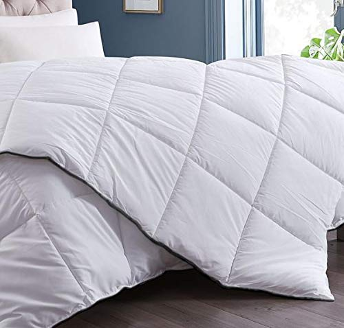Royal Comfort 350GSM Luxury Soft Bamboo All-Seasons Quilt Duvet Doona