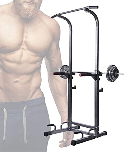 Panca Press Rack multi-funzione sollevamento pesi fitness fitness squat rack da banco panca pressa per la casa fitness mensola apparecchiatura set, casa pesi letto coperta del barbell parallelo, attre