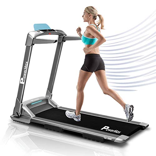 PowerMax Fitness TD-M4 2HP (4HP Peak) Motorized...