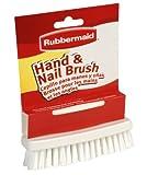 Rubbermid Hand & Nail Brush 4-1/4' X 1-3/8' (FGG11112)