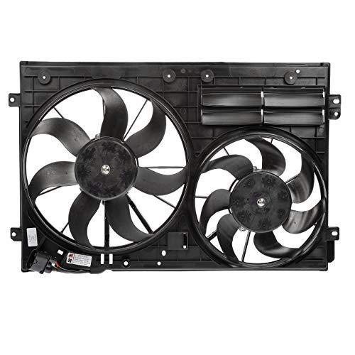 Price comparison product image Dorman 620-805 Engine Cooling Fan Assembly for Select Audi / Volkswagen Models