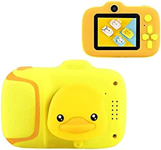 DigitCont Cartoon Kid Camera, Digital Video Recorder, 2.0 Inch, 20.0 Mega Pixels, 1080P, Toy Camera, Toddler Camera, Best ...
