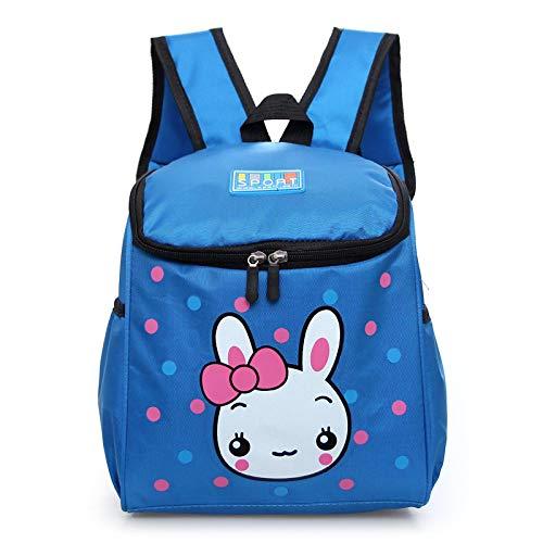 HUANGH Cute backpacks Girls bags for kids Children's cartoon cute boy and girl backpack Children's birthday gift new year gift e