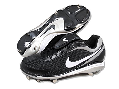Nike Air Zoom Coop V - 330060-011 (12, Black/White)