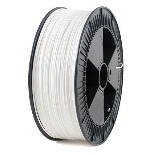 ICE FILAMENTS ICEFIL3PLA135 PLA Filament, 2,85 mm, 2,30 kg, Wondrous White