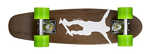 Ridge Maple Mini Cruiser Dark Dye NR1 Planche à roulettes Vert