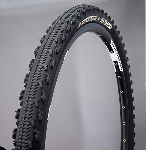 HUTCHINSON Rock & Road Pneu de vélo Adulte Unisexe, Noir, 27.5 x 2