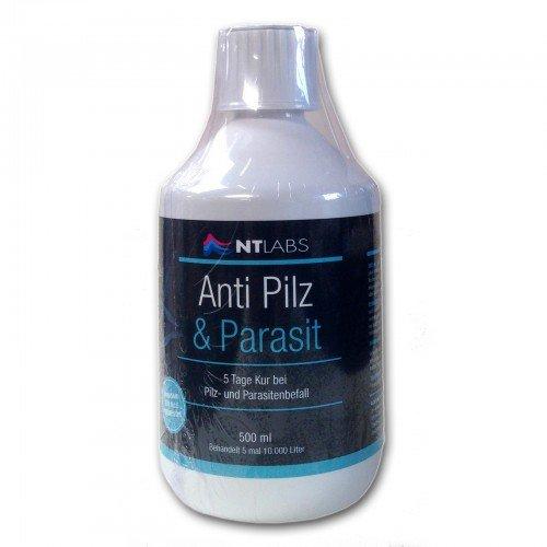 NTLABS Anti Pilz & Parasit 500 ml - 5-Tage-Kur für alle Teichfische
