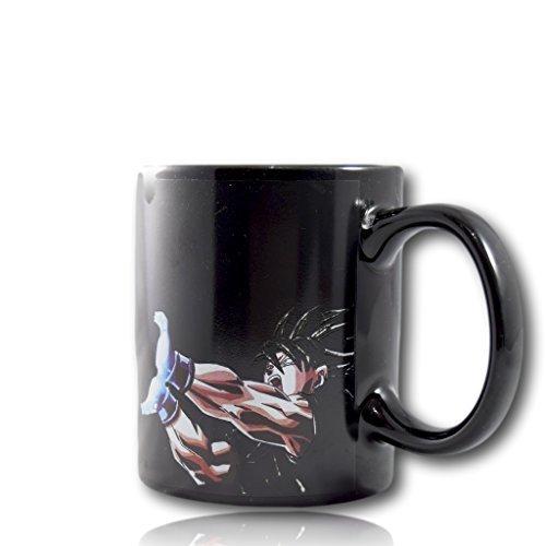 Tasse magique couleur changeante Goku Dragon Ball Z Vanessa mug tasse à café tasse la...