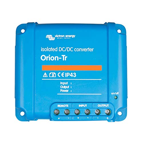 Victron Energy ORI481210110 Orion-Tr 48/12-9A Isolated DC Konverter 48/12-9A (110W)