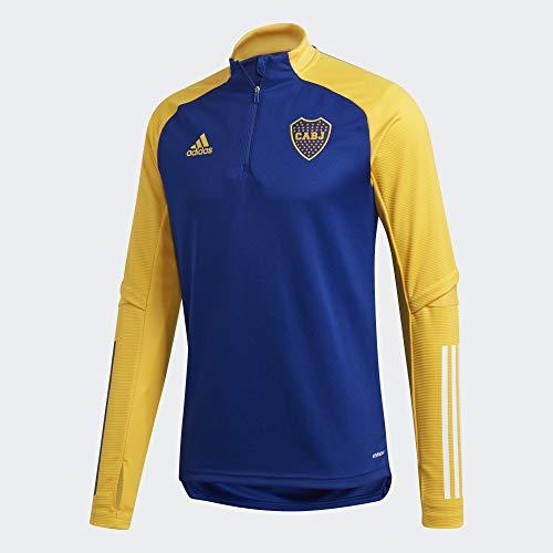 adidas Boca TR Top Sweatshirt, Hombre, Mystery Ink f17, XS