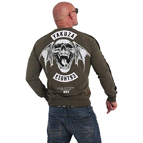 Yakuza Herren 893MC Jumper Pullover Sweatshirt