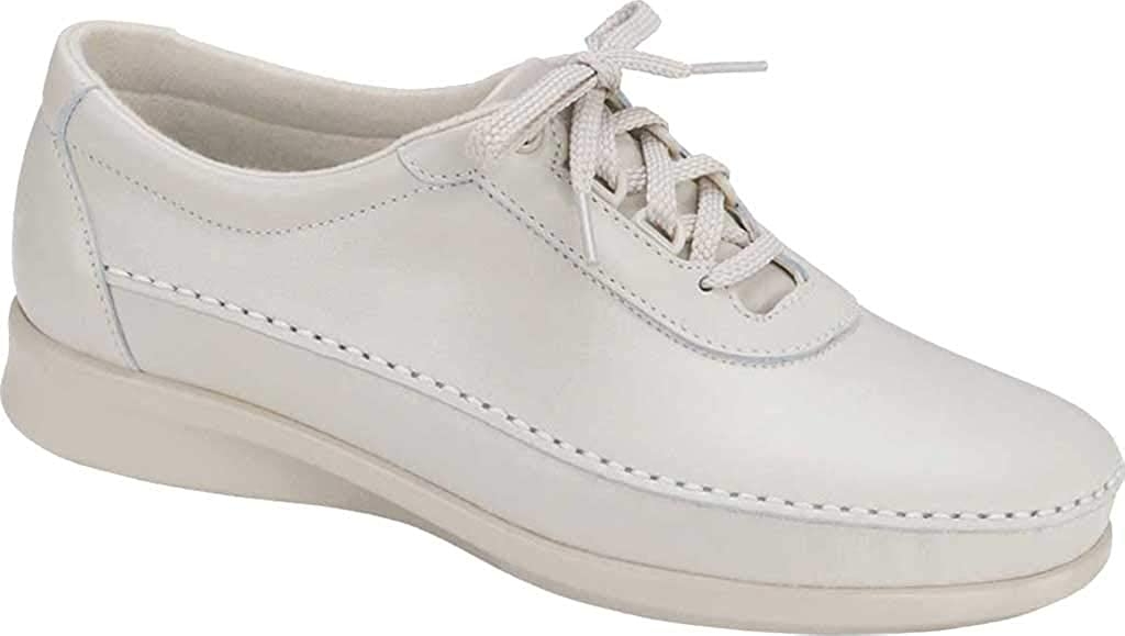 SAS Women's Traveler Walking Shoe Bone Leather 7.5 WW