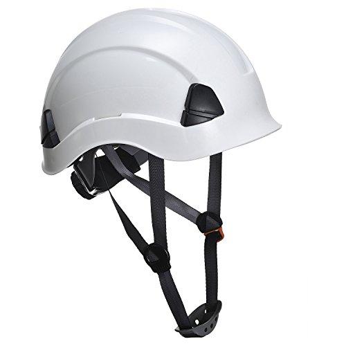 Portwest Endurance Helm für Höhenarbeiten, Farbe: Weiß, Größe: n/a, PS53WHR