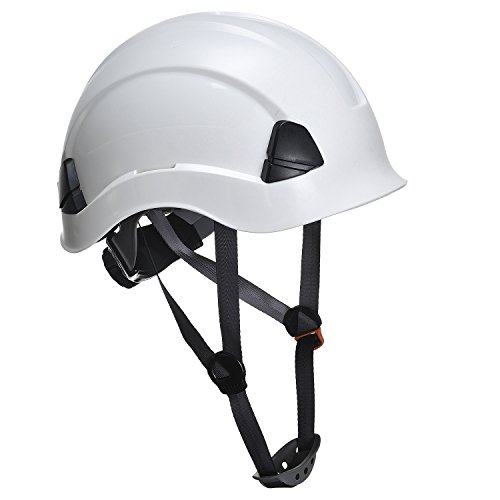 Portwest PS53ORR PW Height Endurance Casque, blanc