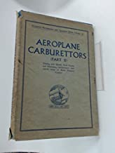Aeroplane carburettors (Aeroplane maintenance and operation series)