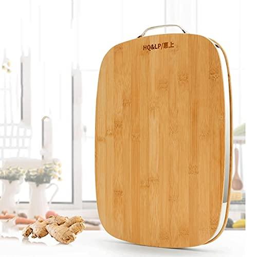 HHTD Tabla de Corte Cocina Antideslizante Tamaño del hogar y Panel Fruit Durable