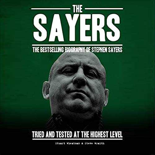 The Sayers cover art