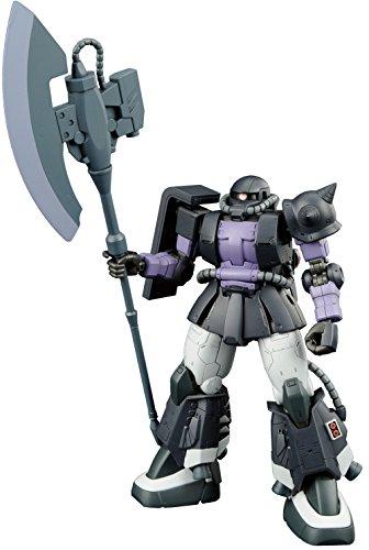 "Bandai Hobby HG The Origin #05 Zaku II Ortega Custom Gundam The Origin, Multi-Colored, 8"", Model: 196697"