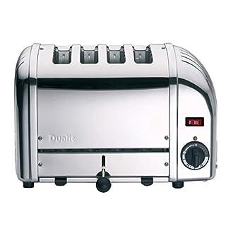 Dualit 4-Slot Vario Toaster 40352 - Silver (B00008BQZC) | Amazon price tracker / tracking, Amazon price history charts, Amazon price watches, Amazon price drop alerts