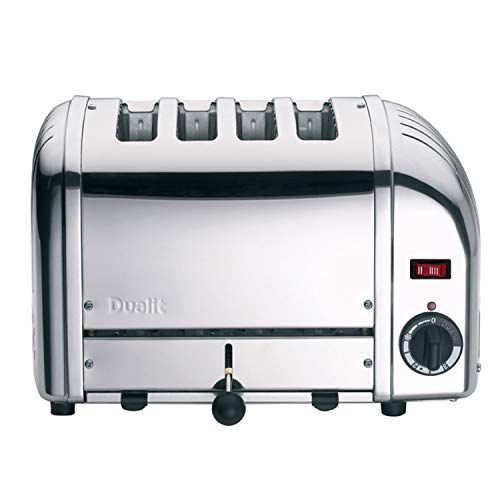 Dualit 4-Slot Vario Toaster 40352 - Silver