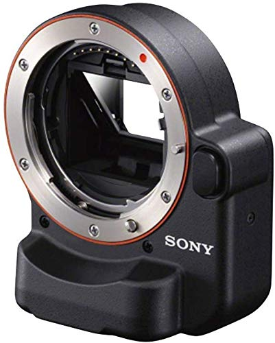 Sony Mount Adaptor with Translucent Mirror Technology | LA-EA2