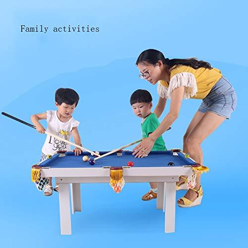 Mini mesas de billar Mesa De Billar De Los Niños De La Casa ...