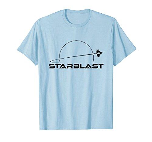 Starblast Logo Funky Color Edition