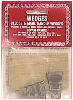 SEYMOUR MIDWEST 64133 Wood Steel Axe Handle Wedge