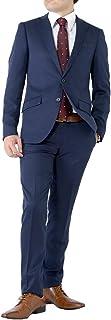 (アウトレットファクトリー)OUTLET FACTORY スーツ 秋冬メンズスーツ スリムスタイル ご家庭で洗濯可能なスラックス 7COLOR Y体 A体 AB体 2ツボタンビジネススーツ