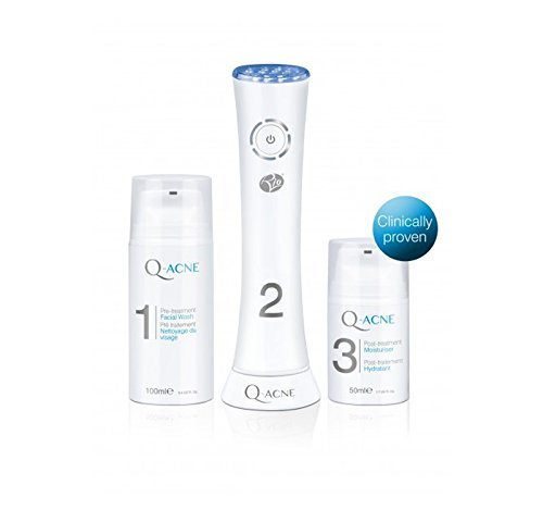 Q-ACNE LITE3 - Pack de 3 cremas lenitivas + display