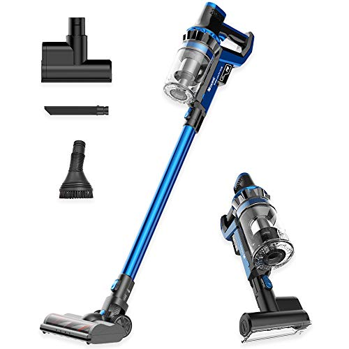 Proscenic P10 Cordless Vacuum Cleaner, 22000Pa Powerful, LED Touch Screen, 4 Adjustable Suction...