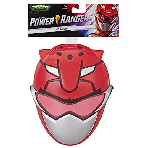 Power Rangers E5925ES0 Roter Beast Morphers Ranger, Maske für Rollenspiele
