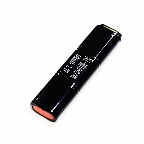 CYMA 7,2V 500mAh NI-MH Rechargeable Batterie für Airsoft AEG CYMA CM030, CM121, CM122, CM123, CM125, CM126, CM127 AEP Series