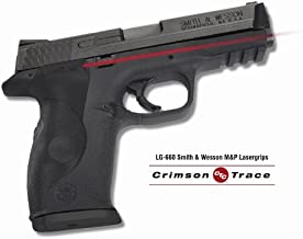 Crimson Trace LG-660 Lasergrips Red Laser Sight Grips for Smith & Wesson M&P Full-Size Pistols