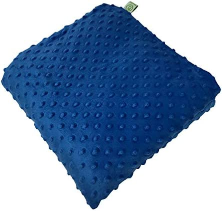 BARMY Weighted Lap Pad for Kids 24 x 24 5lbs 6 Colors Weighted Lap Blanket with Removable Washable product image
