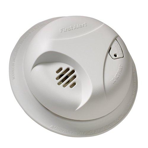 First Alert para detectores de humo 9 V 85 db., 1 pieza.